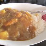 ふじ食堂 - 料理写真:カツカレー