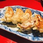 虎萬元 - 焼き餃子