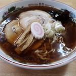 ながせラーメン - 料理写真: