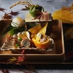 花筐 - 秋の会席