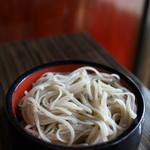 宮古そば 権三郎 - 念願の、宮古のお蕎麦