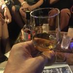 115511651 - 今宵もアイラの臭いウイスキーからスタートしましたよ〜