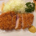 とんQ - 料理写真:ロースかつ