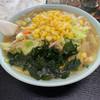 坂本食堂 - 料理写真:味噌ラーメン 実は野菜がぎっしり