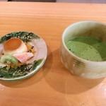 一灯 - デザート・抹茶