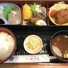 井筒亀 - 料理写真:猪コロッケ、焼肉膳