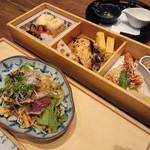 蔵人厨 ねのひ - 彩り弁当(2,500円)