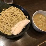 鶏々 - 料理写真:鶏つけ麺醤油