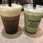 ハミングミールマーケット コーヒー&バー - タピオカドリンク
