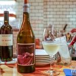 ルスティコ - ☆グラスワイン(白)