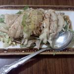 一毛餛飩 - 鶏の冷製