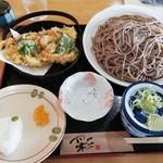 十割そば 幸舟 - 料理写真: