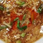 石庫門 - サンラー湯麺