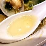 柳華亭 - スープ