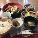 蔵カフェ こうらく - 料理写真:お裾分け膳1200円