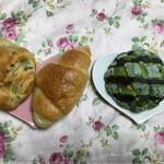 香芝森のベーカリー - 料理写真: