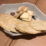 115524025 - クリームチーズ西京漬け