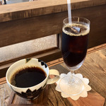 カフェ スワロー - アイスコーヒー