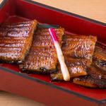 鰻焼き(蒲焼)