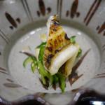 Akiyama - 穴子と胡瓜