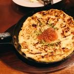 KomuGi - 焦がしチーズの明太オムレツ