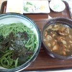 東家 - 料理写真:鳥ざる 800円