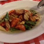 ha-na - 本日の野菜のミスティカンツァ