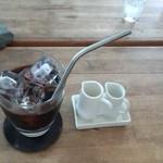 東向島珈琲店 pua mana - 水だしアイスコーヒー