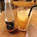 C.cafe - 辛口辛口すごーい辛口のジンジャーエール!
