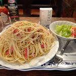 さぼうる 2 - イタリアン(大盛)850円