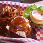 Honolulu Burger Co. - ロコモコバーガー