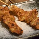 むさし - 皮焼き(カレー)