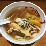 季風軒 - 若鶏と旬菜らーめん