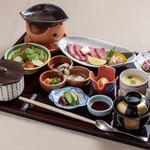 日本料理 瀬戸内 - 料理写真:201910~秋の陶板焼御膳