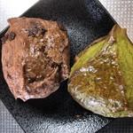 コバスコン - スコーン二種