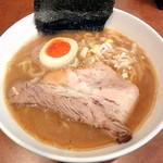 麺屋 直 - 鶏らーめん濃厚正油_850円