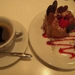 11555295 - バレンタインプレミアムバームクーヘン&プレミアムコーヒー