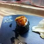 寿司弘 - 料理写真:驚愕のウニタコイクラ
