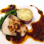 11555486 - お魚料理