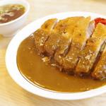 中華・洋食 やよい - 料理写真:上カツカレー