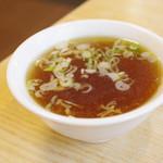 中華・洋食 やよい - スープ