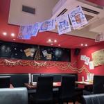 柏 Cafe&Dining ペコリ - 内観写真: