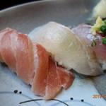 あゆや よねくら - お寿司、本格的です