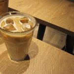 カフェ ソラーレ - カフェラテ