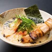 柊 - 当店特製、自慢の炙りチャーシュー麺を是非ご賞味ください!