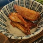 水炊き・焼き鳥 とりいちず酒場 - 骨付きチキン!