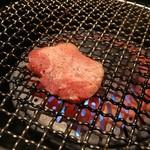 Let it Beef - 片面焼き(みつば牛)みつば塩タン税抜1480円