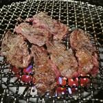 Let it Beef - Let It Beefオリジナルスタイル みつば牧草牛ハラミ 藁焼き税抜1680円