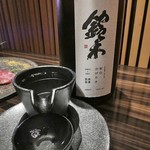 Let it Beef - 鈴木純米吟醸彩りのかがやき税抜1180円