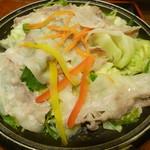 ビア&ワイン グリル銀座ライオン - 野菜たっぷり